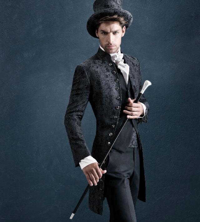 spesso L'abito da sposo fa riscoprire principe l'uomo » Abiti da sposo Torino HD44